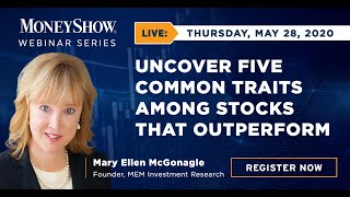 Uncover Five Common Traits Among Stocks that Outperform