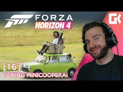 TUNING MINICOOPERA! | Forza Horizon 4 #16