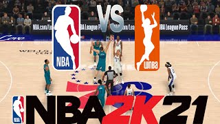 Can the BEST WNBA team beat the WORST NBA team?
