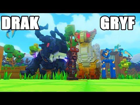 PixArk #7 - DRAKOGRYF!  [CZ / Česky]