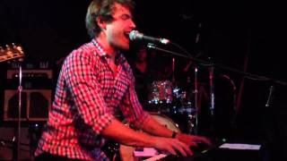Jon McLaughlin, The Atmosphere (new song) - San Diego 12-10-2011