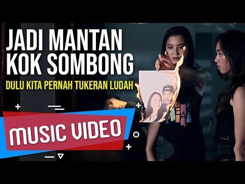 Ecko show   mantan sombong   music video    ft  lil zi