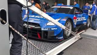 鈴鹿サーキット・ファン感謝デー「モースポフェス2019」会場準備中の金曜日 Suzuka Circuit In Japan! Motor Sports Festival Day.0