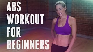 10 Minute Abs Workout for Beginners by BodyFit By Amy