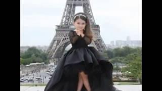 Праздничные платья для девочек 2017