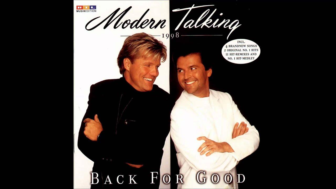 Modern Talking The Final Album Songs