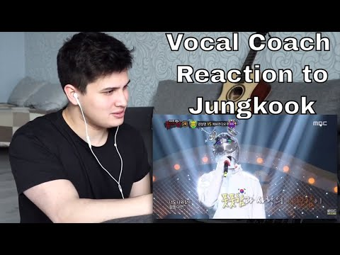 "Vocal Coach Reaction To BTS Jungkook ""If You"" On King Of Masked Singer"