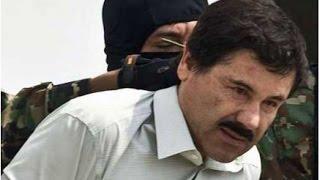 Mexican drug lord 'El Chapo' Guzman extradited to US - VIDEO