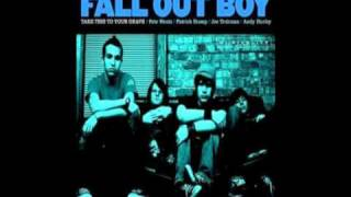 Fall Out Boy - Reinventing the Wheel to Run Myself Over Vocal Cover