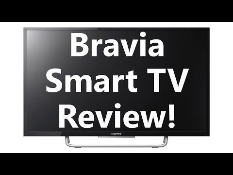 Sony 32 inch Smart TV Review!  - BRAVIA KDL-32W700C (inc. features, apps, web browser)