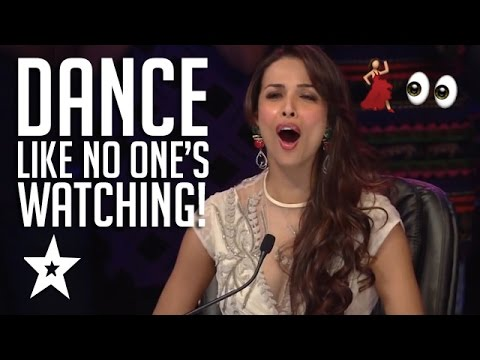 Top 5 Dance Auditions On India's Got Talent   Got Talent Global