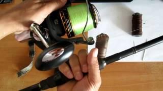 Как сделать напальчник для рыбалки своими руками