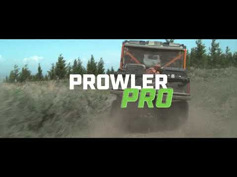 2022 Arctic Cat Prowler Pro LTD in Chico, California - Video 1