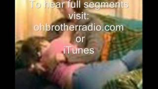 Oh Brother Radio Wednesday 10.21 Breastfeeding 8 year old