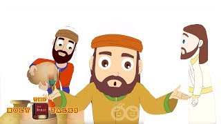 The Marriage Feast I Stories Of Mary I Animated Children's Bible Stories | Holy Tales Bible Stories