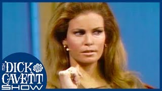 Raquel Welch Was Mobbed at a Film Premiere | The Dick Cavett Show