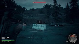 Days Gone SPOILERS Boss Fight Hard Mode Almost No Damage SPOILERS