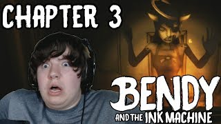 Bendy and the Ink Machine (Chapter 3) - GCD200