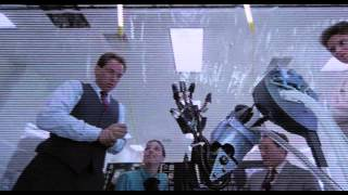 RoboCop 1987 - birth & reveal scene - The original is more than just an action-fest
