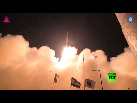 العرب اليوم - شاهد: إسرائيل تطلق قمرًا صناعيًا استطلاعيًا جديدًا
