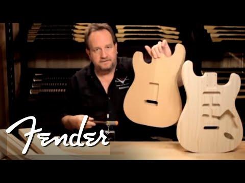Tone Woods Part II - Bodies   Fender Custom Shop   Fender