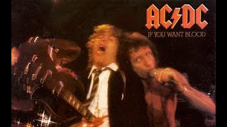 Is AC/DC's If You Want Blood (You've Got It!) live?