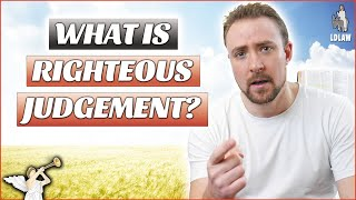 "How to ""Judge a Righteous Judgement"" - JESUS CHRIST Quote   John 7:24 (LDLAW#11) @Adam Cherrington"