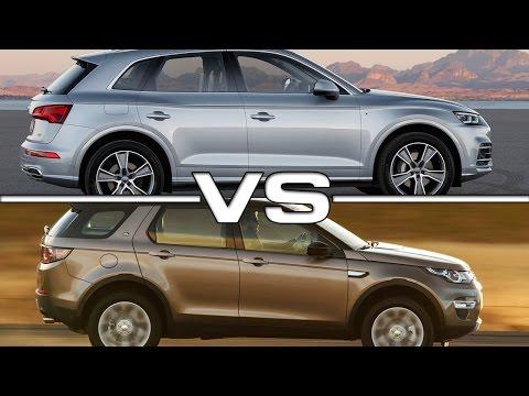 Audi  Q5 Паркетник класса J - тест-драйв 4