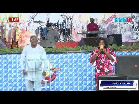 WORSHIP WITH BISHOP OPPONG ADU GYAMFI - GENERAL OVERSEER ICC  (29 - 03 - 20)
