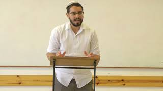 """מהו שיעור כזית? הרב דוד וייצמן שליט""""א."""