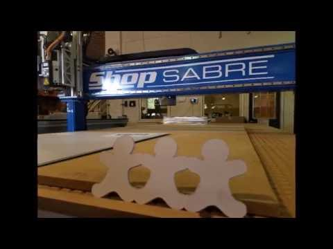 ShopSabre PRO Series Vision & Knifevideo thumb