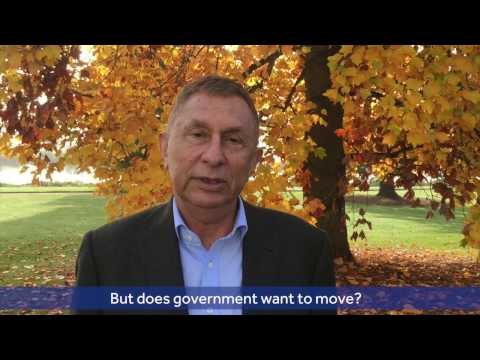 Andrew Kakabadse: Does Government want to move? video thumbnail
