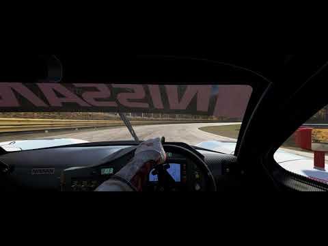 Nissan R390 GT1 - 1998 - Monza GP Historic - Autumn - Project Cars 2 - Test Drive - POV