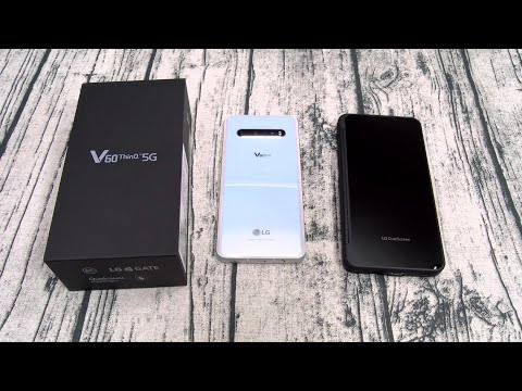 External Review Video LYFsyV3A5n4 for LG V60 ThinQ 5G & LG Dual Screen Smartphone
