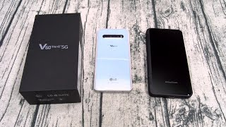 LG V60 ThinQ 5G - Unboxing and First Impressions