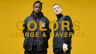 George The Poet & Maverick Sabre - Follow The Leader | A COLORS SHOW
