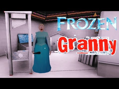 Frozen Granny Full Gameplay (видео)