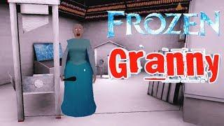 Frozen Granny Full Gameplay