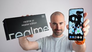 Realme GT Master Edition - Unboxing & Full Tour