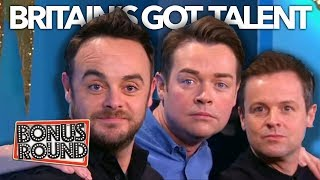 ANT VS DEC! Britain's Got Talent Play GAMES Hosted By Stephen Mulhern!