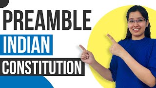 Preamble of Indian Constitution | Importance of Preamble Indian Polity