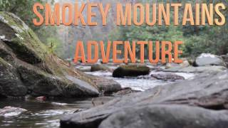 Ultralight Backpacking and Fly Fishing in the Great Smoky Mountains