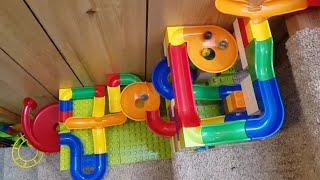 INSANE Marble Run Race With 5 Elevators!