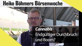 Cannabis steht erst vor dem großen Boom