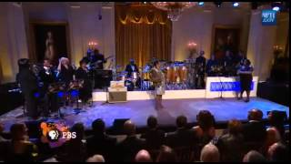 """Aretha Franklin - """"Amazing Grace"""" (Live at Women of Soul at The White House 2014)"""
