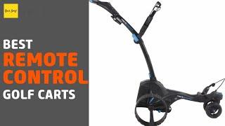 🌵5 Best Remote Control Golf Carts 2020