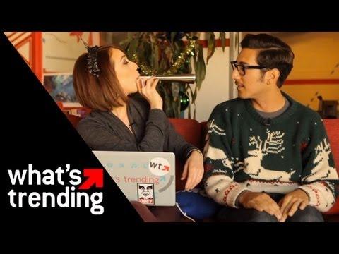 Top 20 YouTube videí roku 2012 - 2. část