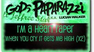 Gods Paparazzi ft Jeffree Star - Heart Raper [LYRICS ON SCREEN]
