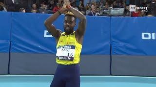 Liévin 2018 : Finale 200 m M (Meba-Mickael Zeze en 20''65)