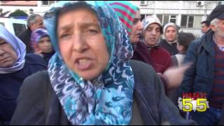 SAMSUN'DA TOKİ SATIŞLARI İPTAL EDİLDİ.. VATANDAŞ İSYAN ETTİ..!